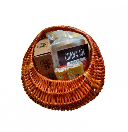 Gift Goodies Basket - Snacks