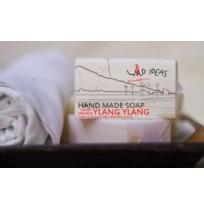 Handmade Soap: Sweet Orange (Ylang Ylang) - 100gms