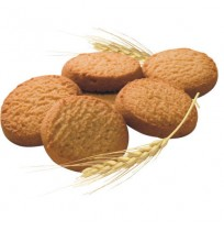 Cookies - Wheat (150gms) (20 pcs, Eggless)