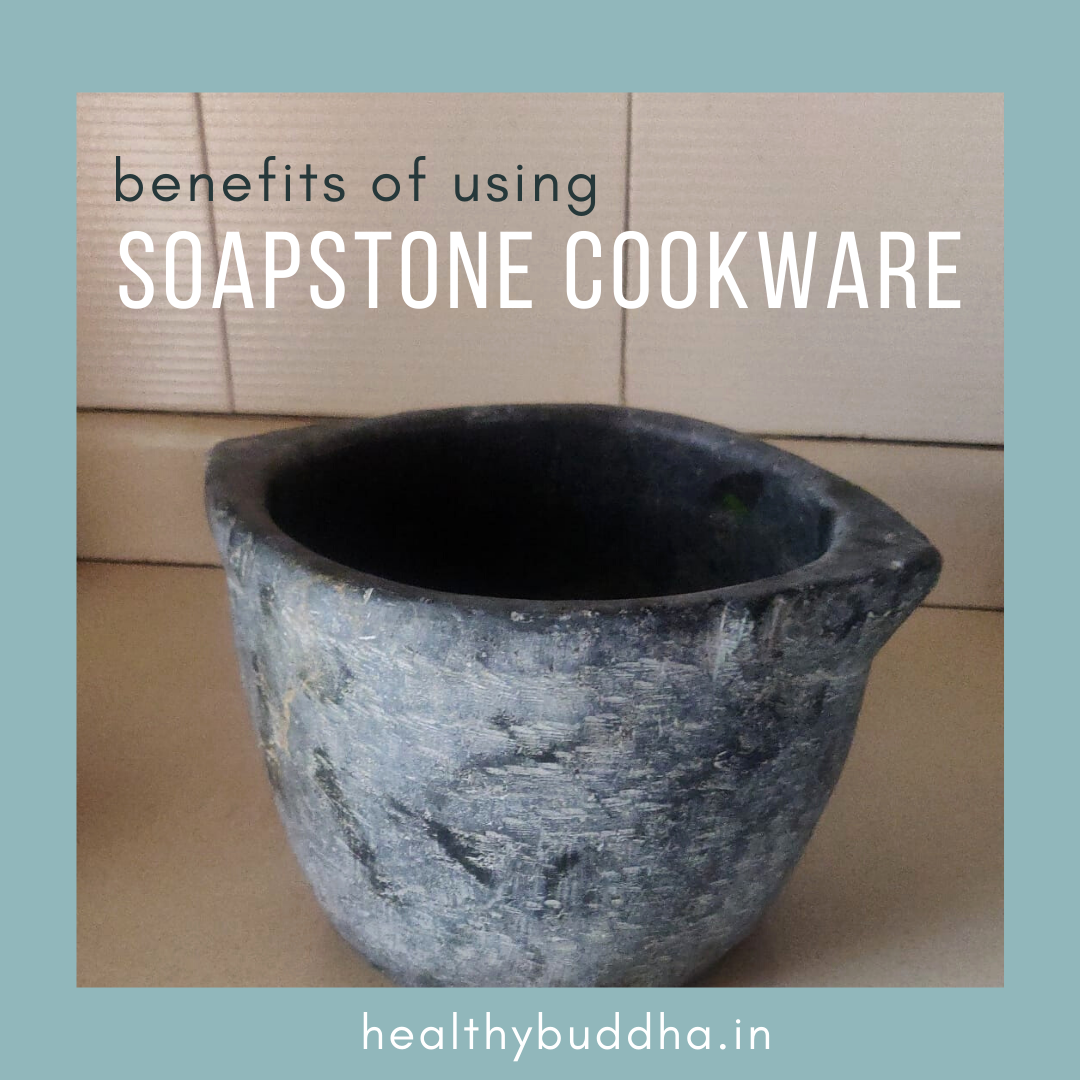 Benefits of using Soapstone Cookware