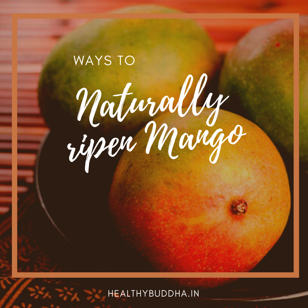 Ways to Naturally Ripen Mangoes