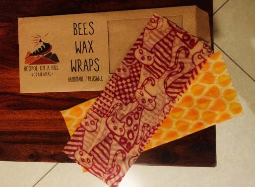 Sustainable Kitchen Hack: Switch to Beeswax Wraps