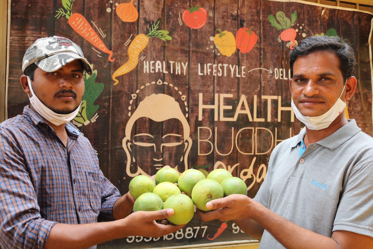 Kadappa Sweet Lime Farmers