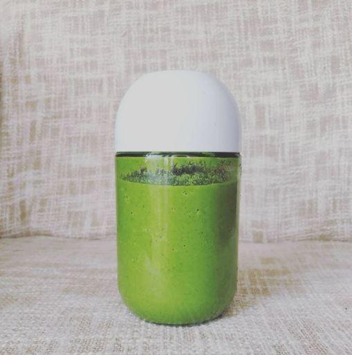 Super green Fermented chutney