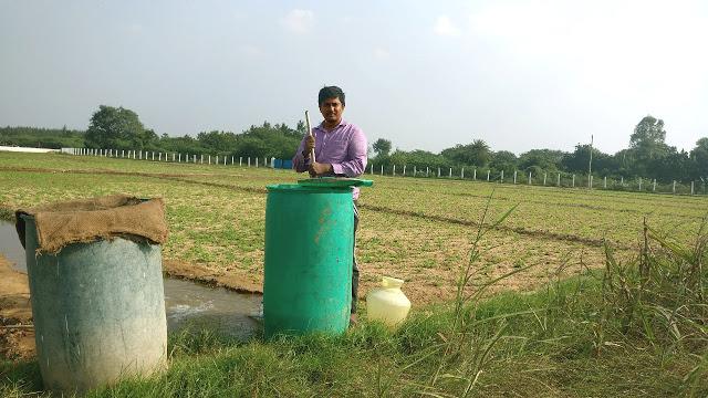 Making of an Urban Organic Farmer - a True Story